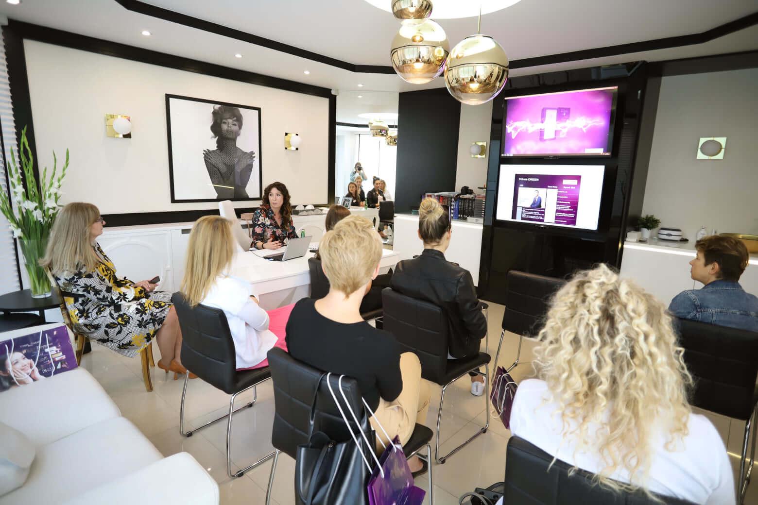 Konferencja Zdrowe Włosy w Klinice Promedion