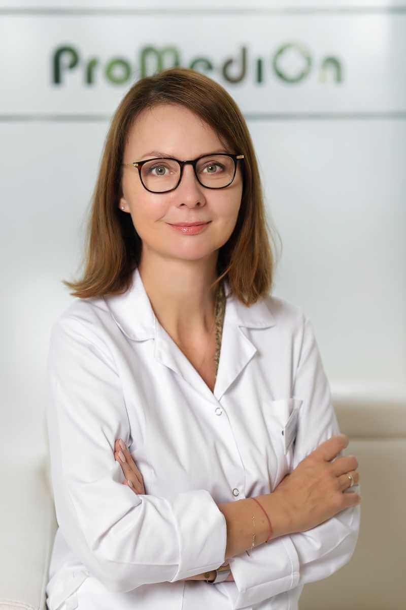 Ewa Adamska lekarz