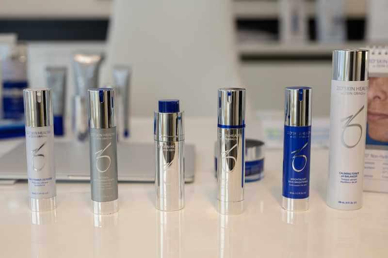 Kosmetyki ZO  SKIN  HEALTH  w Klinice Promedion