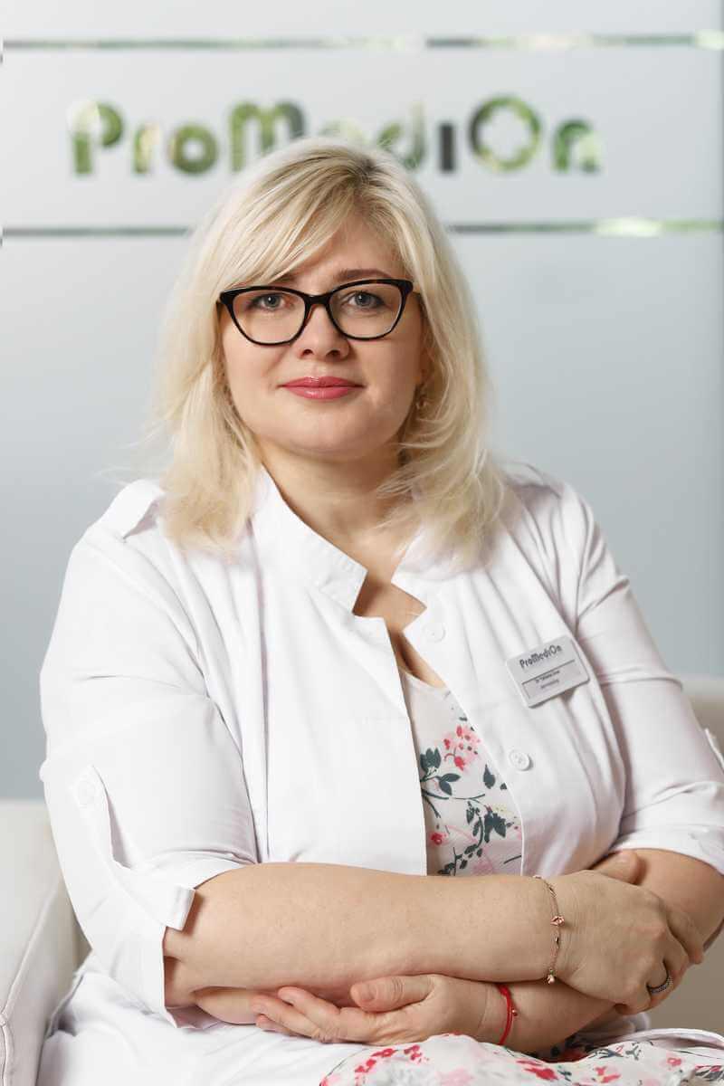 Tatiana Livai dermatolog