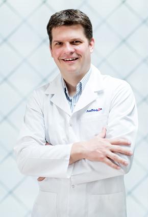 Dr Marcin Maciejak chirurg