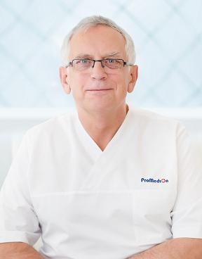 Dr Jarosław Rosochacki - specjalista chirurgii ogólnej II stopnia i chiururgii żył