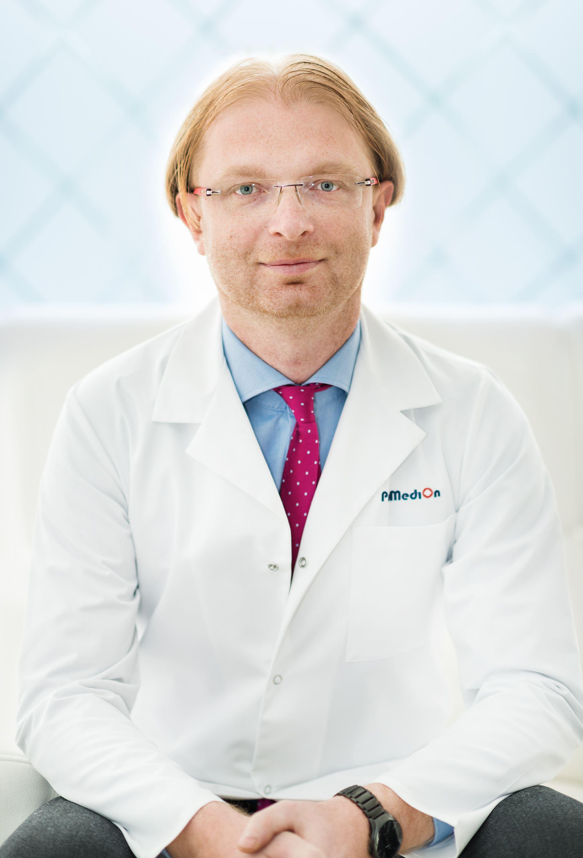 Dr n.med. Michał Spychalski